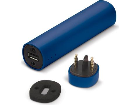 Powerbank 2-in-1 - 2200 mAh