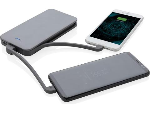 10.000 mAh MFi licensed powerbank