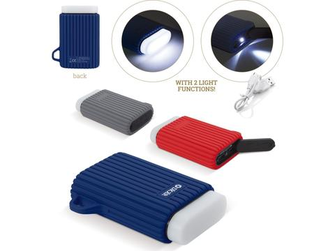 Powerbank waterafstotend - 6000 mAh