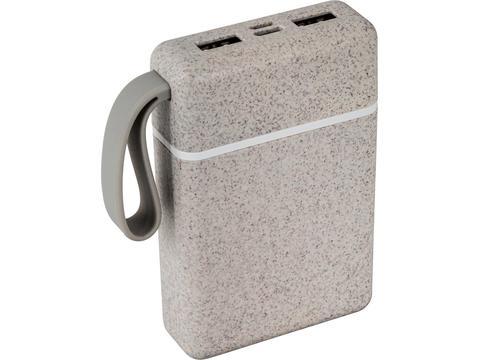 Batterie mobile Wheatstraw - 10.000 mAh