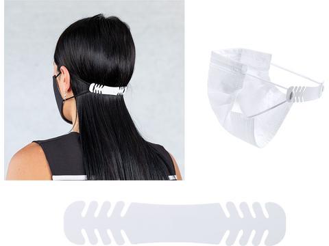 Promo hoofdband voor mondmasker