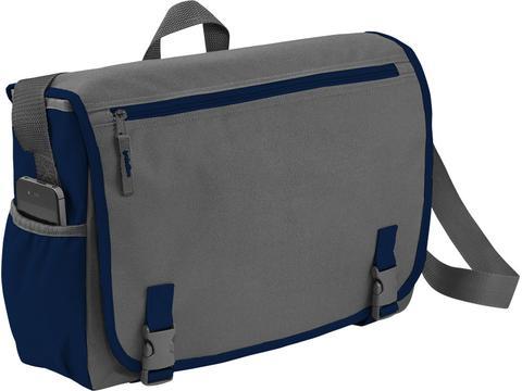 Punch 15.6'' laptop shoulder bag