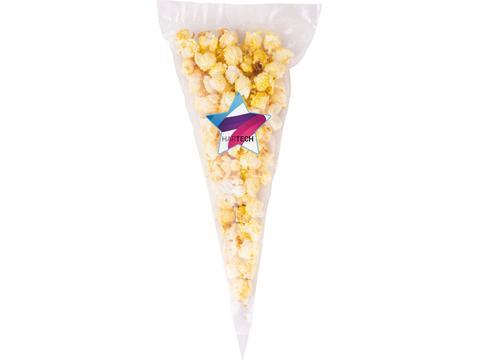 Cone bag popcorn