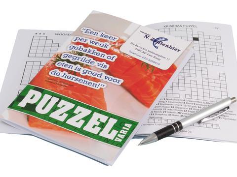 Puzzelboek