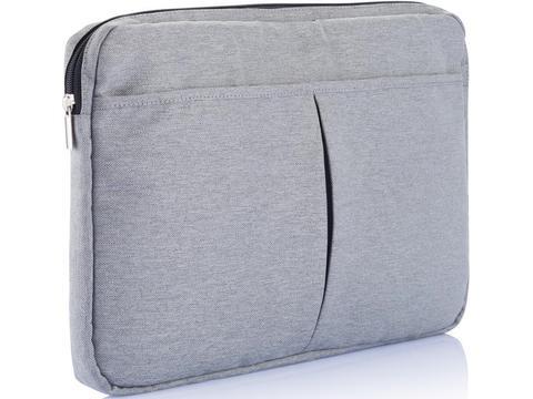 PVC vrije 15 inch laptop hoes