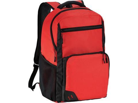 Rush 15.6'' Computer Backpack PVC Free