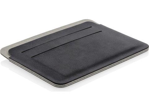 Porte-cartes RFID Québec, noir