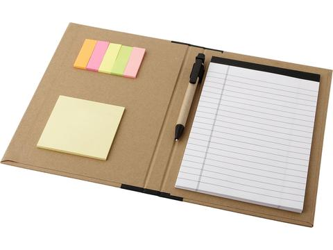 Match-the-edge A5 notebook