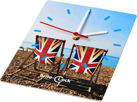 Horloge murale Brite-Clock® rectangulaire