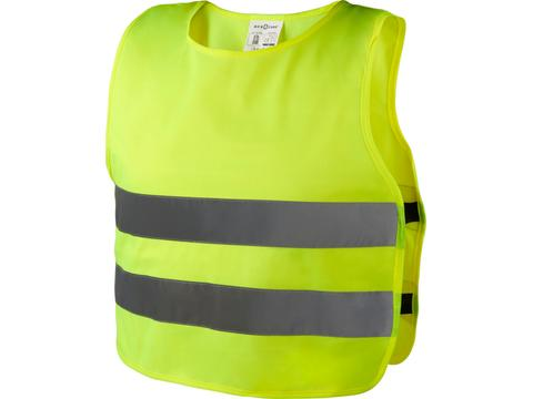 Reflective unisex safety vest