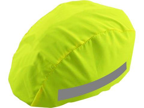 Reflective helmet cover standard