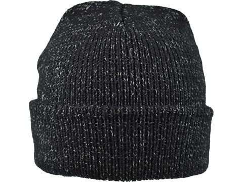 Reflective winter hat