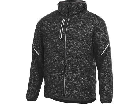 Reflective foldable jacket