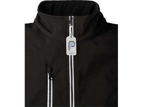 Reflective zipper puller