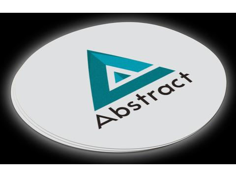 Reflectie Stickers Medium - tot 40 cm²