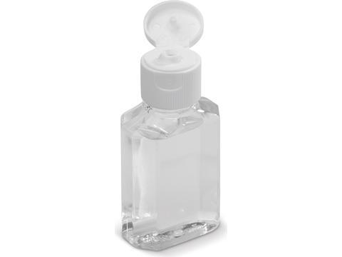 Cleaning hand gel bottle