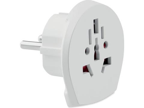 Country Adapter World to Europe
