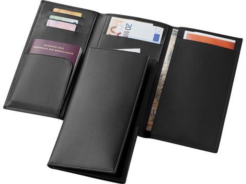 Reisportemonnee 3-fold Harvard
