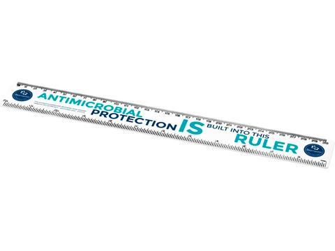 Renzo Pure 30 cm plastic ruler
