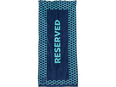 Reserved Beach Towel 180 x 80 cm