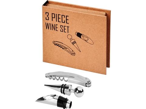 Reze 3-piece wine set