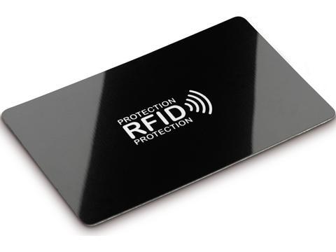 RFID anti skim kaart