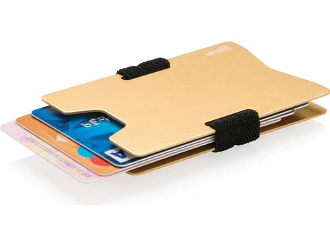 RFID anti-skimming portemonnee