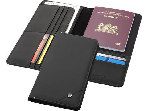 Porte-feuille de voyage RFID Odyssey