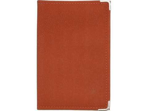 Drivers License Case Alcantara leather