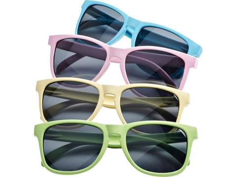 Rongo zonnebril uit tarwestro