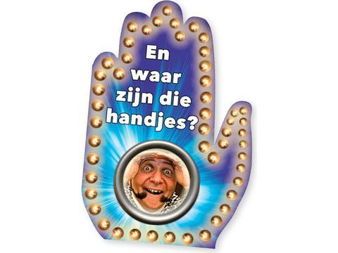 Waving hands model A
