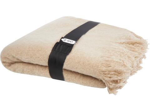 Ivy RPET mohair blanket