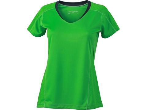 Running T-Shirt Korte Mouw