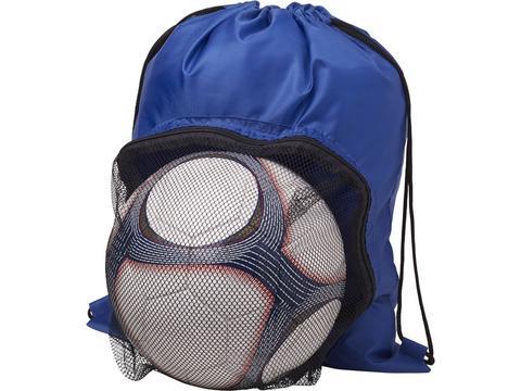 Rugzak met ruimte voor voetbal