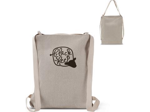 Backpack-Shoulder Bag Canvas
