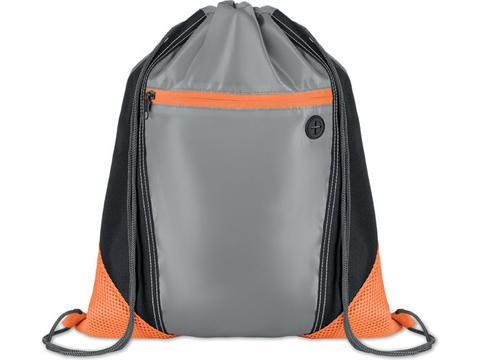 Drawstring bag Shoop Grey