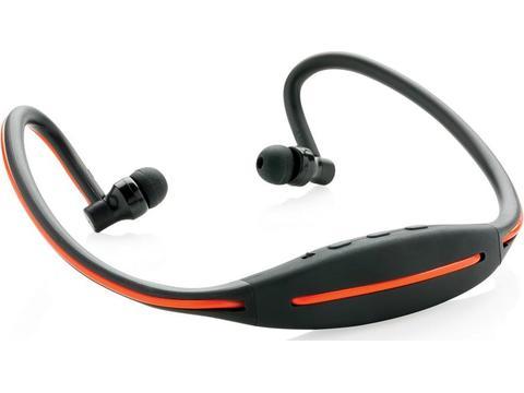 LED running hoofdtelefoon