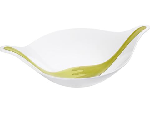Salad bowl Leaf L