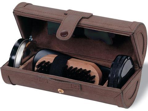 Shoe polish kit Gentleman