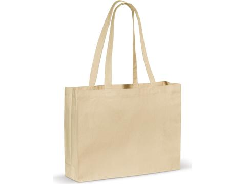 Shopping Bag Oekotex Ecru 33x45x10cm
