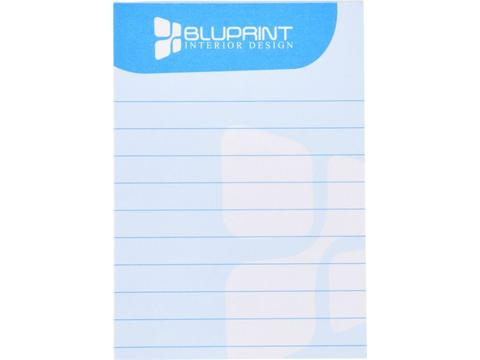 Bloc-notes Desk-Mate® A7 - 25 feuilles
