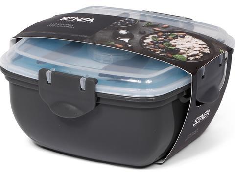 SENZA Lunch Box Met Coolingpack