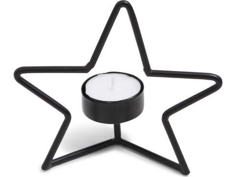 Senza Star Candle Holder