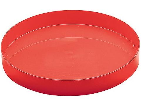 Serving tray high edges