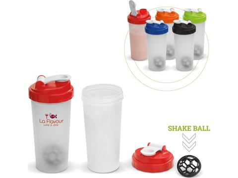 Shaker drinkfles - 600 ml