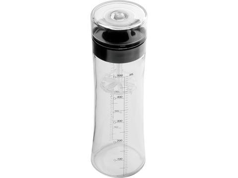Shaker met maataanduiding - 500 ml