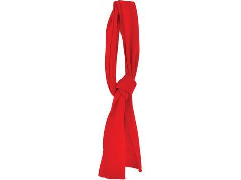 Gebreide promo sjaal