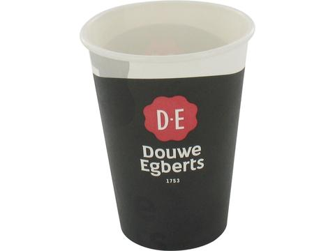Kartonnen drinkbekers - 180 ml