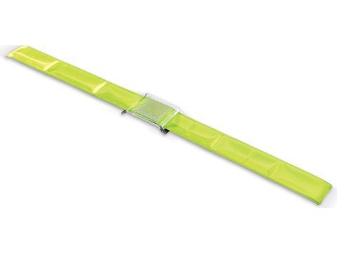 Slapwrap reflecterende armband