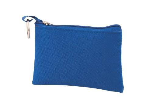 Key bag with zip
